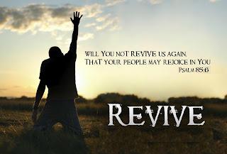 Nu ne vei înviora iarăşi, pentru ca să se bucure poporul Tău în Tine? Psalmul 85:6  (Imagine de pe google images)