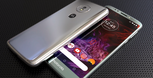 This Moto G6 Play Concept is Neat