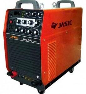 Máy hàn xung Jasic Tig 500P W302