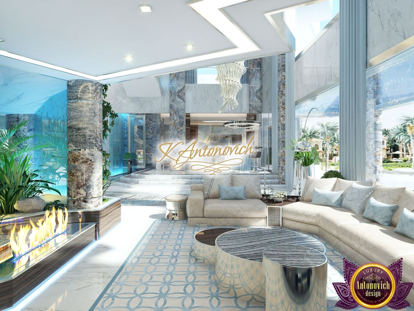 Turkey Interior Design Luxury Modern House Design Of Katrina Antonovich