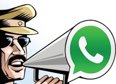 whatsapp intercettabile