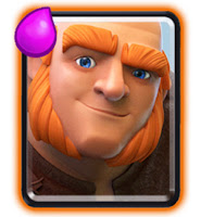 kartu Giant clash royale