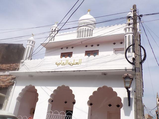 barrio musulman galle