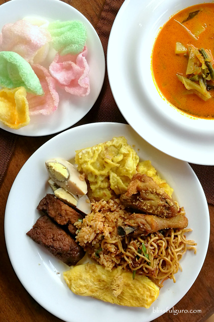 Indonesian Breakfast