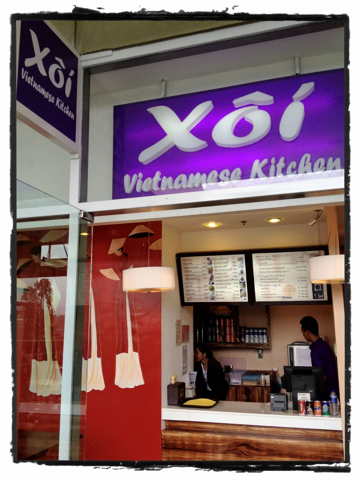 The Mediocre Wanderer Pho The Love Of Food  XOI Vietnamese Kitchen