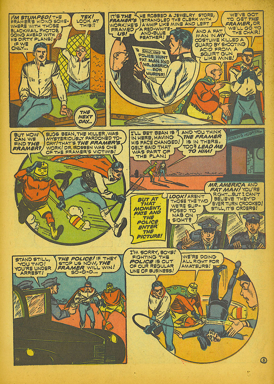 Read online Action Comics (1938) comic -  Issue #51 - 44