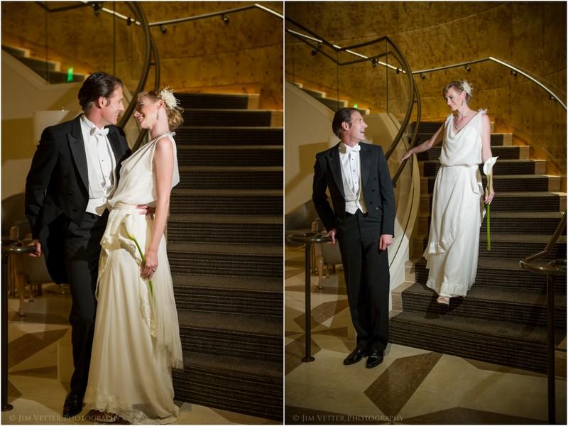 Art-Deco-City-Modern-Wedding-Style-Shoot