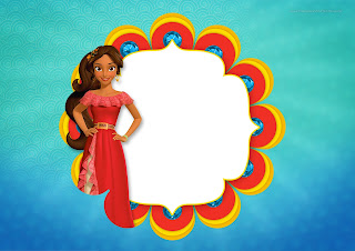 Elena Of Avalor Free Printable Invitations Labels Or Cards