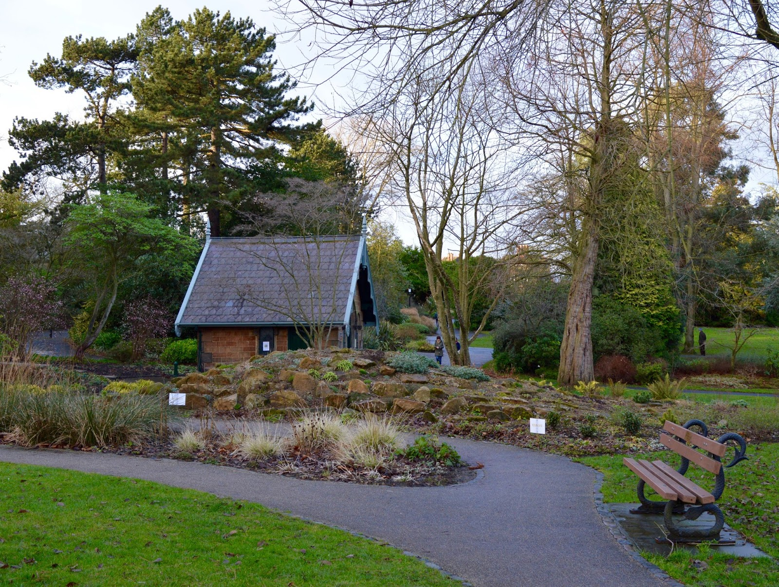 What to do in Valley Gardens, Harrogate | Play area, Pitch & Putt, events & more - pump house