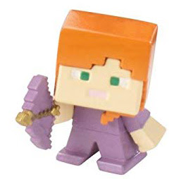 Minecraft Battle in a Box Alex Mini Figure