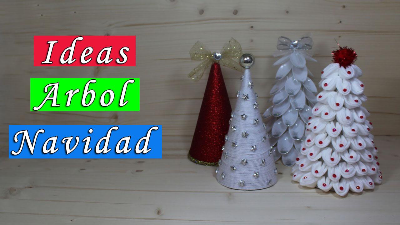 ideas de como hacer un arbol de navidad Manualidades Herme Ideas Para El Rbol De Navidad Manualidades