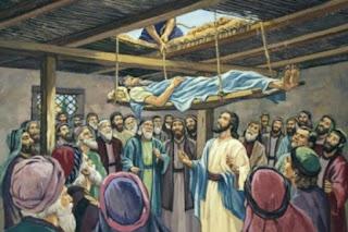 Lições da cura do paralítico de Cafarnaum
