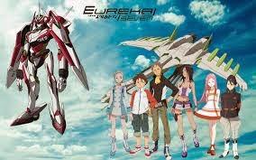 Phim Eureka Seven