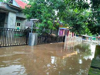 Bencana Banjir Hantam Dompu, Satu Korban Dikabarkan Hilang Terbawa Arus