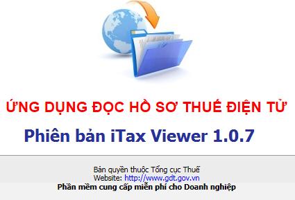 iTax Viewer 1.0.7