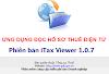 Nâng cấp ứng dụng đọc hồ sơ thuế định dạng XML iTax Viewer 1.0.7