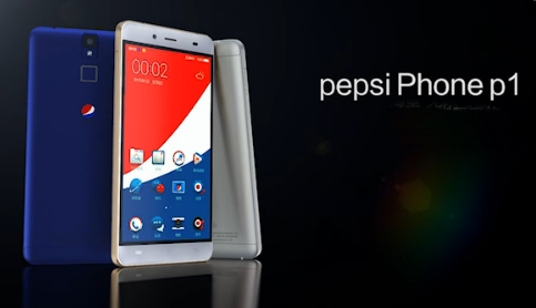 Pepsi Phone