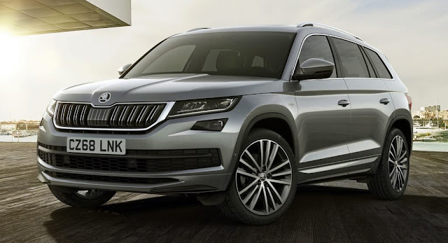 New Cars, Prices, Skoda, Skoda Kodiaq, UK