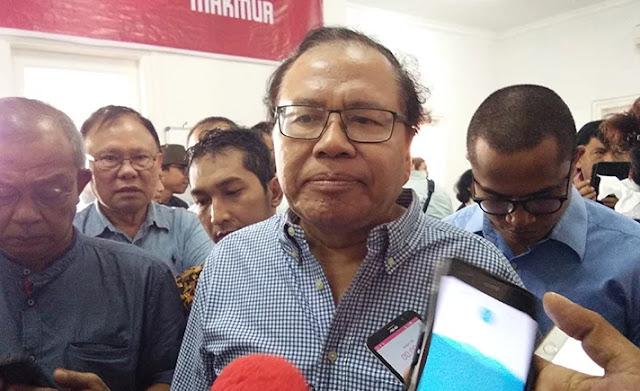 Rizal Ramli: Sudah Waktunya Mas Jokowi Ngakui Nyagub dan Nyapres Dibayarin