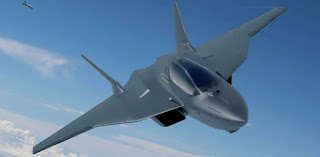 Future Combat Air System atau FCAS