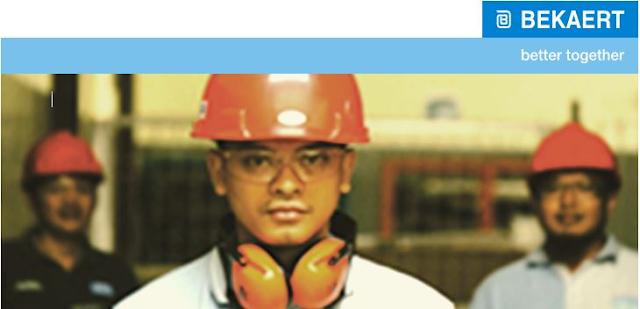 Lowongan Kerja PT. Bekaert Indonesia, Jobs: Internal Sales.