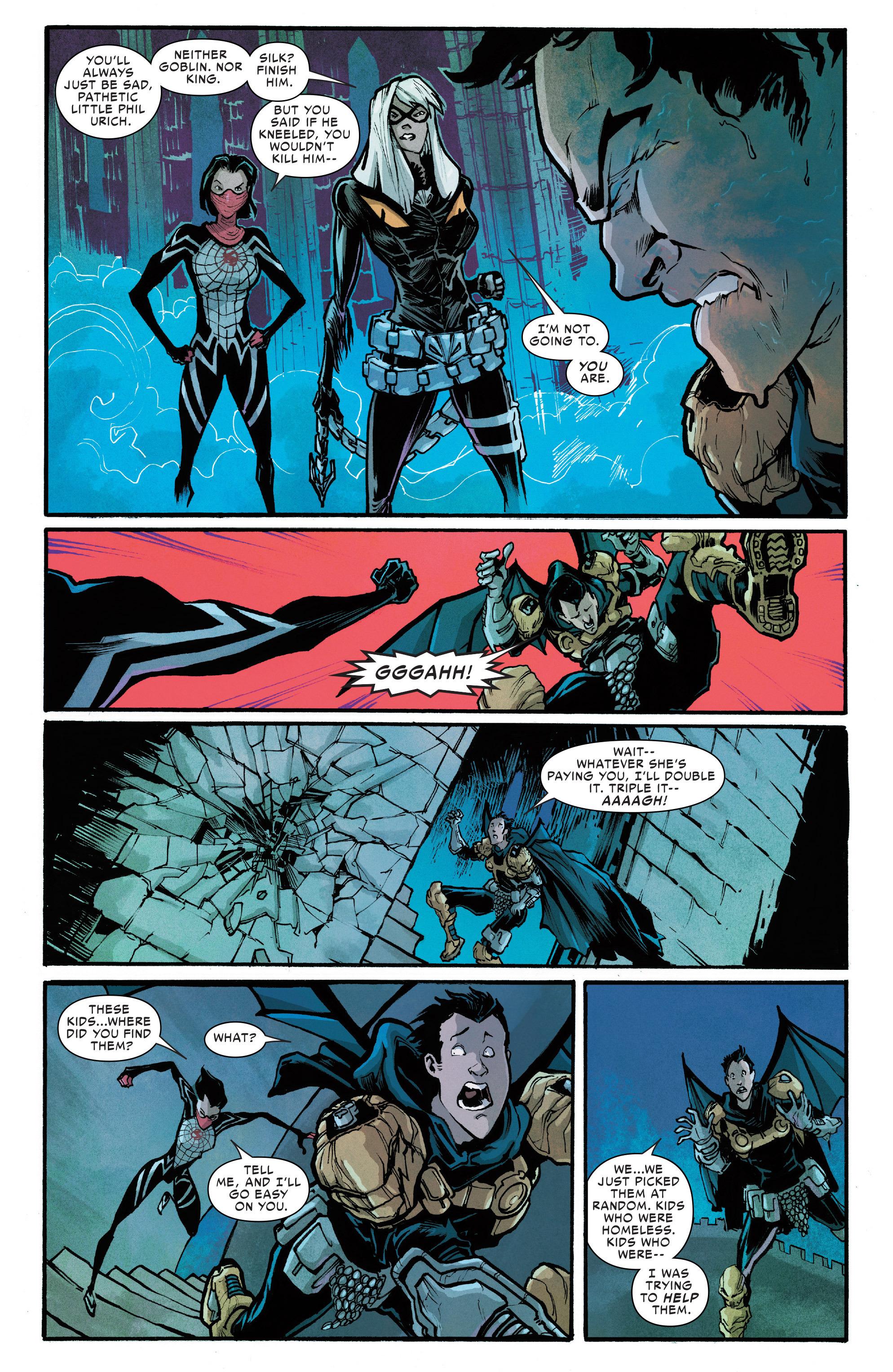 Read online Silk (2016) comic -  Issue #6 - 13