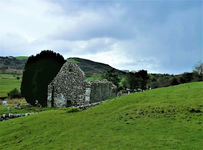Fore Abbey, Ireland.