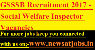 GSSSB-Recruitment-65-Social-Welfare-Inspector