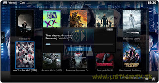 Add-On - Zen - KODI - Filmes de diversos servidores