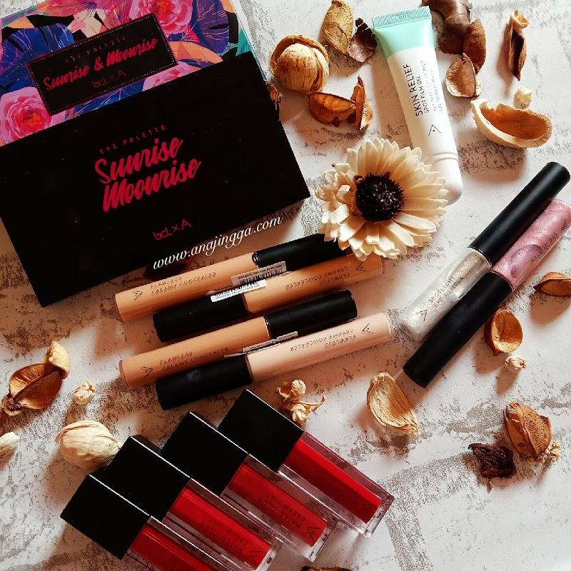 Althea Makeup Collection - Pilihan Solekan Gaya Terkini