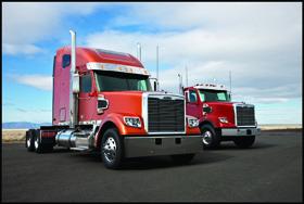Freightliner 122 SD Trucks