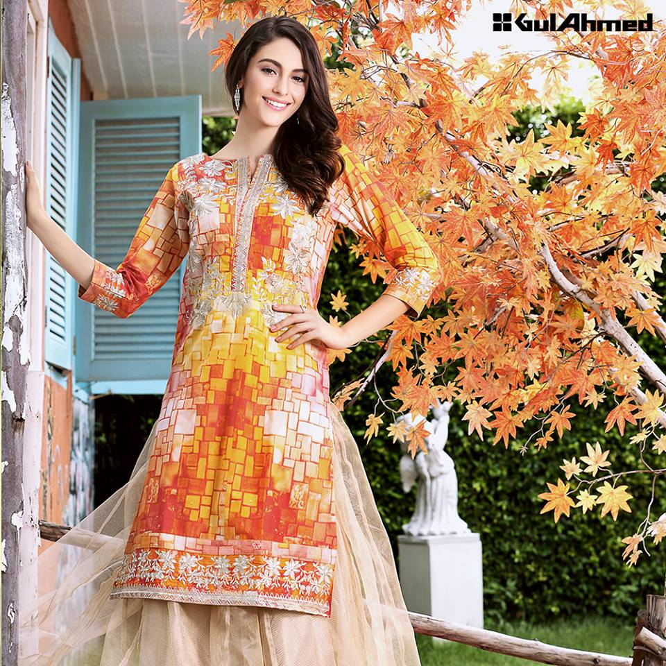 Buy gul ahmed clothes online