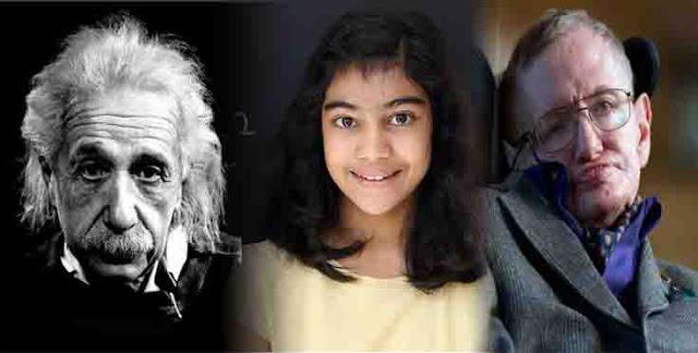 Lydia Sebastian, 12, beats worlds renowned theoretical physicists IQ score