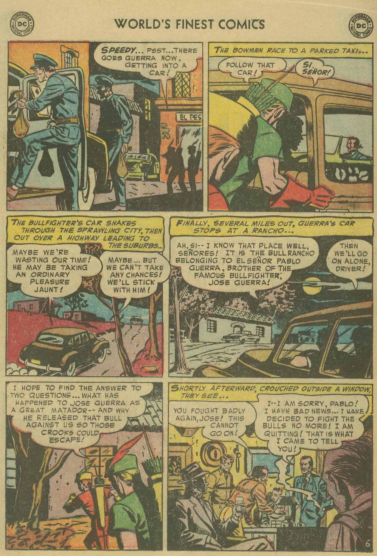 Read online World's Finest Comics comic -  Issue #69 - 33