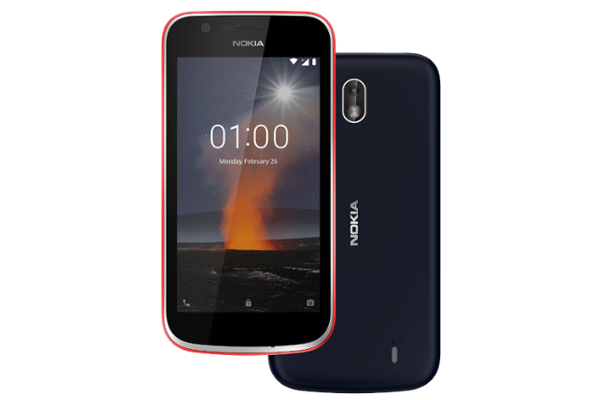 MWC 2018: Nokia 1 announced