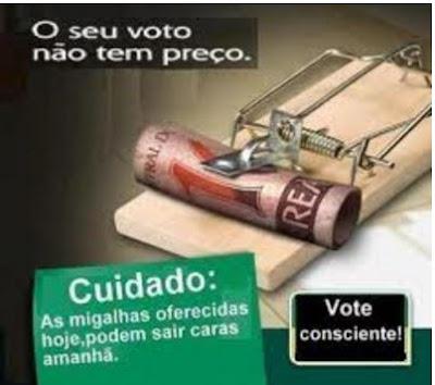 Resultado de imagem para compra de voto