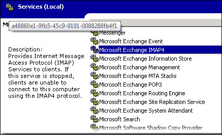 Exchange Server 2010 Services Not Starting - Fix the Issue