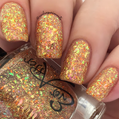 ever after polish opal of my eye swatch o-pal-eez 2018 collection