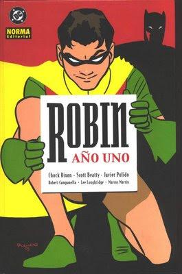 Robin Año Uno