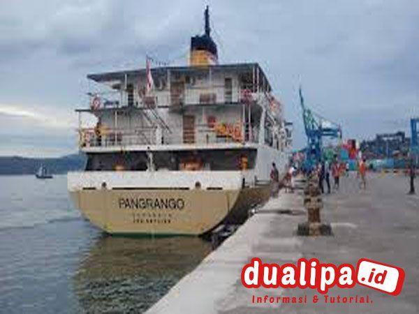 Jadwal Kapal Pangrango Oktober 2021