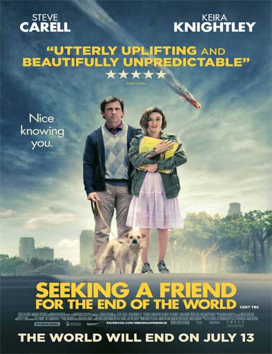 Ver Buscando un Amigo para el Fin del Mundo (2012) Online