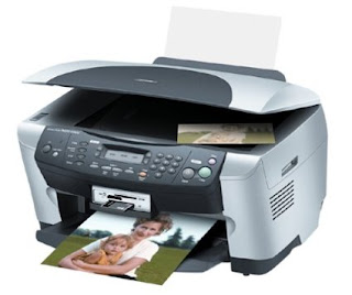 Epson Stylus Photo RX500 Driver Download