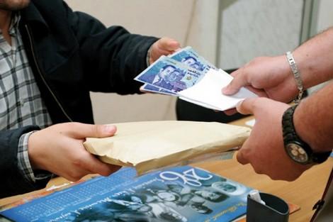 تارودانت 24 taroudant _اعتقال مستشار جماعي بالقنيطرة متلبساً بتلقي رشوة 1000 درهم !