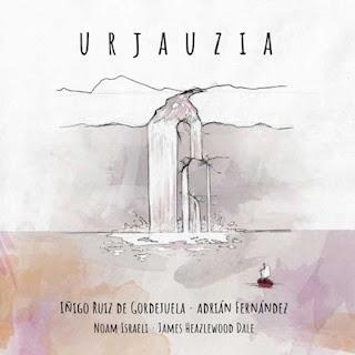 """Gordejuela, Fernandez, Israeli, Heazlewood Dale: """"Urjauzia"""" / stereojazz"""