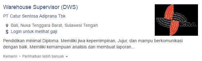 Lowongan Kerja Kabupaten Lombok Tengah Terbaru 2019