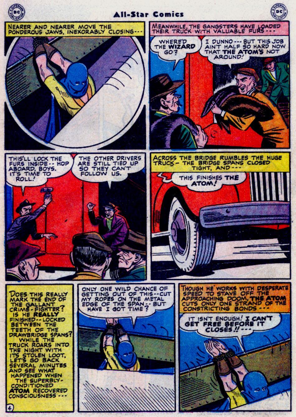 Read online All-Star Comics comic -  Issue #34 - 29