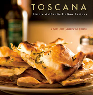 Toscana flat bread