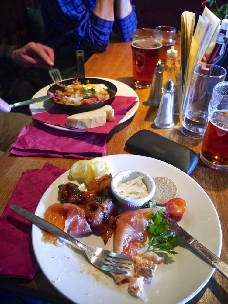 Schottland Küche