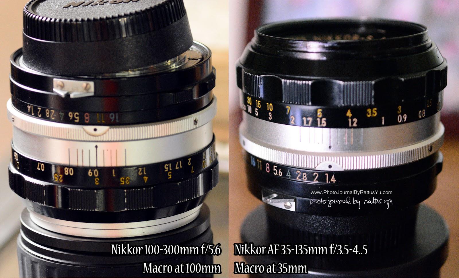 Nikkor 100-300mm f/5.6