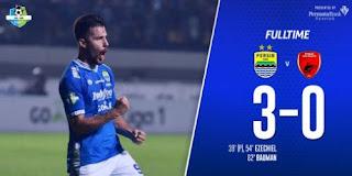 Video Cuplikan Gol Persib Bandung vs PSM Makassar 3-0 #PersibDay
